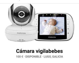 cámara vigilabebes
