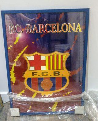 Cuadro F.C.Barcelona