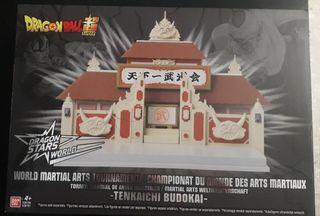 diorama torneo artes marciales