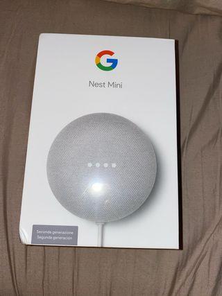 Nest Mini google