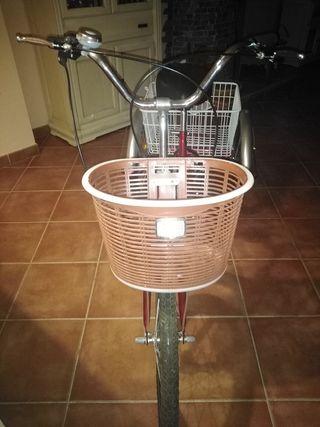bicicleta 3 ruedas