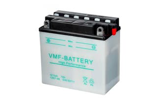 Batería de moto 12N7-4B | Plomo