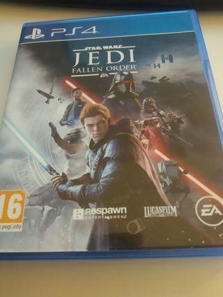 Jedi Fallen Order PS4 pal españa