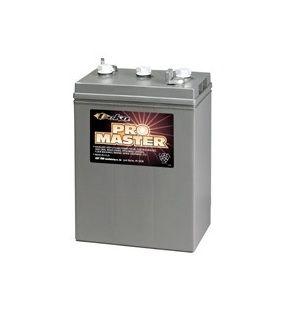 Batería Monoblock Deka 6V 370 AH