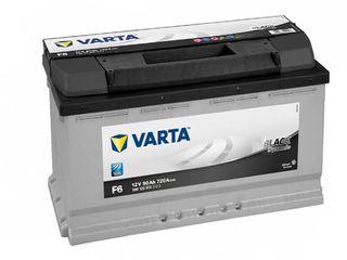 Batería F6 Varta 90AH 12V. Black