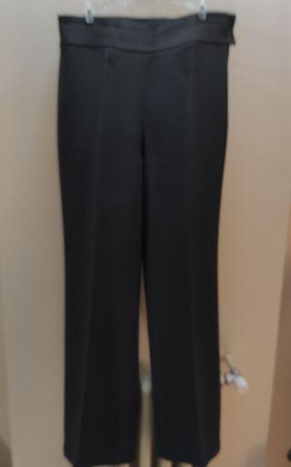 Pantalón fluido lana
