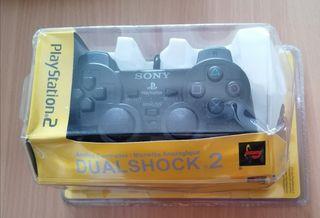 MANDO SONY PLAYSTATION 2 PS2 NUEVO EMBALADO