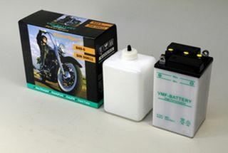 Batería de moto B49-6 | Plomo ác