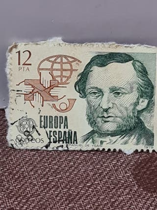 vendo muchísimos sellos