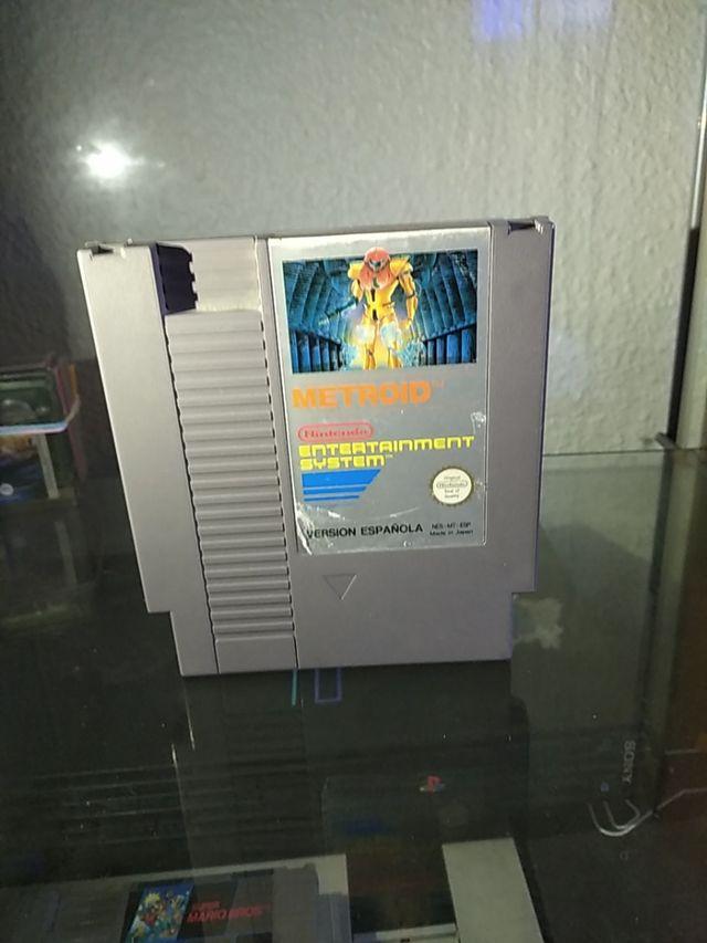 Metroid 1985 Nes