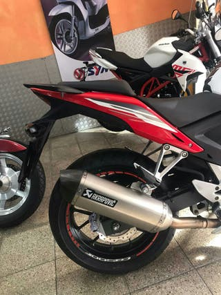 Honda CB500 F