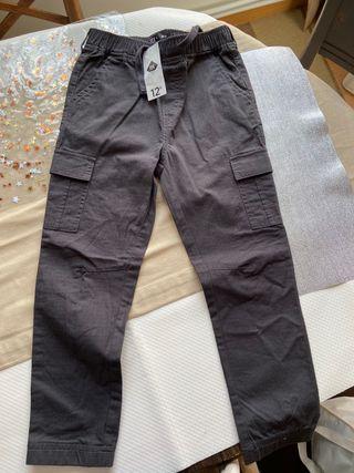 Pantalón niño 6-7 Tex