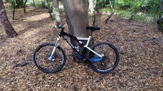 Bicicleta Rockrider Btwin 740s v2 2017