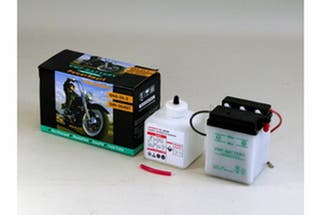 Batería de moto 6N4-2A | Plomo á