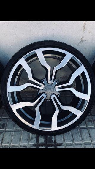 Llantas Audi r8 Spyder 19' Neumaticos Nuevos