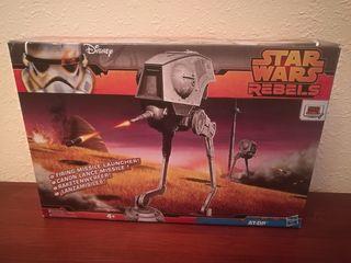 Star Wars Rebels AT-DP de Hasbro