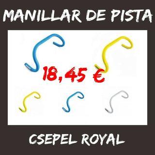 Manillar de Pista Csepel Royal