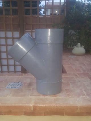 TUBERIA PVC Tipo(Y) SIN ESTRENAR