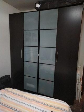 Armario dormitorio Ikea
