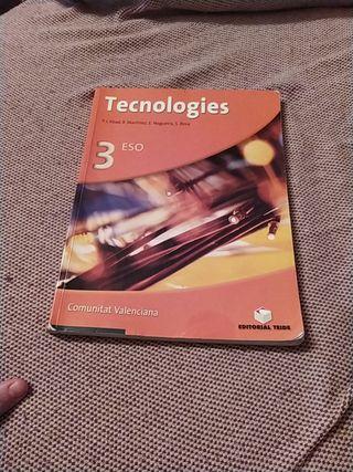 Libro Tecnologia 3°eso