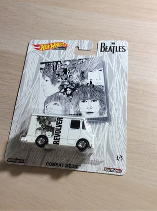 Hot Wheels Beatles Real Riders