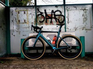 ruedas carbono speed six 50