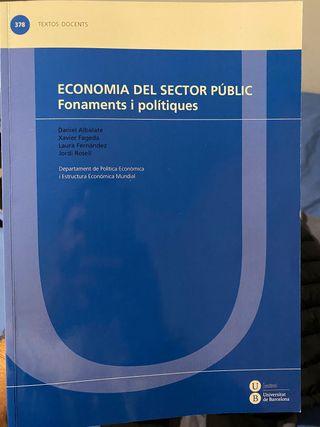 Economía del sector públic