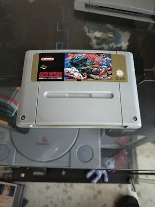 Street figther 2 Snes