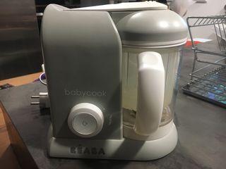 Robot de cocina infantil - babycook Beaba
