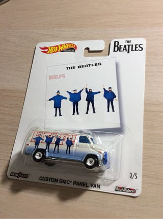 Hot Wheels The Beatles
