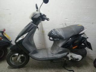 Despiece Piaggio ZIP 50 SP