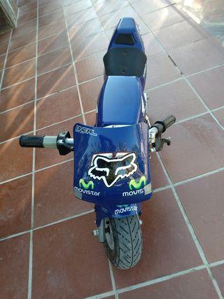 minimoto eléctrica Razor