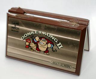 Nintendo Game & Watch Donkey King II