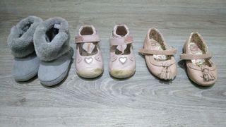 calzado bebé tallas 18-19-20