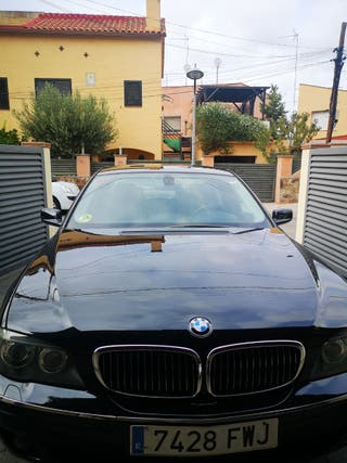 BMW Serie 7 2008