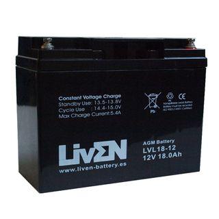 Batería para juguete 12v 18ah AG