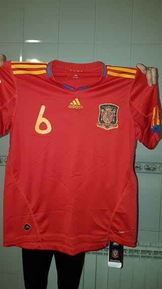 Camiseta Selección española de fútbol 2010