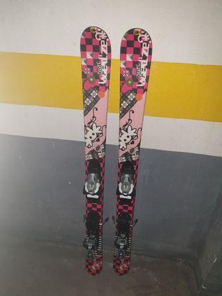 Esquís niño/niña