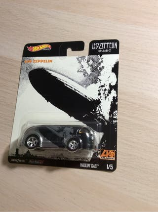 Hot Wheels Led Zeppelin