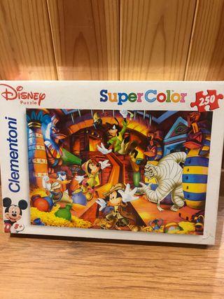 Puzzle Clementoni 250 Disney Mickey Mouse, donald