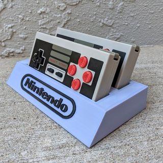Stand Mandos Nintendo Nes