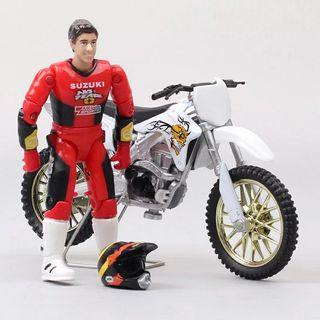 Muñeco Travis Pastrana 199 motocross