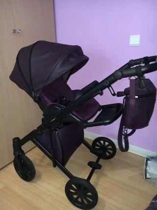 Anex e/type carro bebé