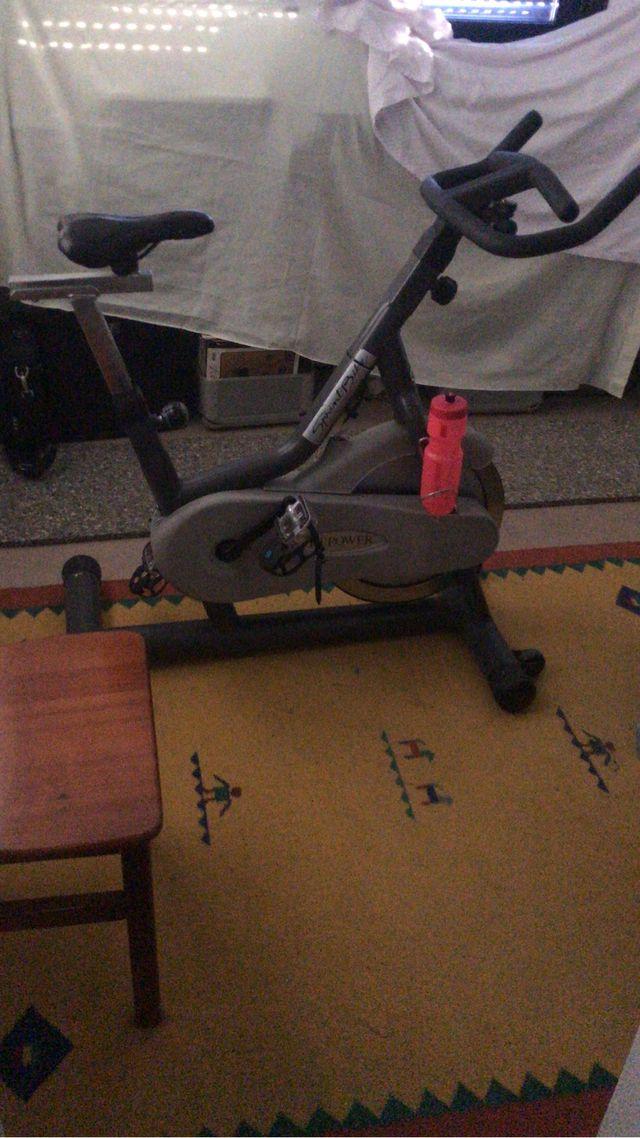 Bicicleta spinning Hi Power!