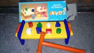 ANTIGUO JUGUETE EDUCATIVO BABYJOCS
