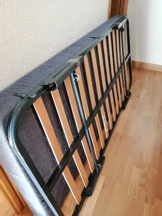 Cama arrastre con colchón