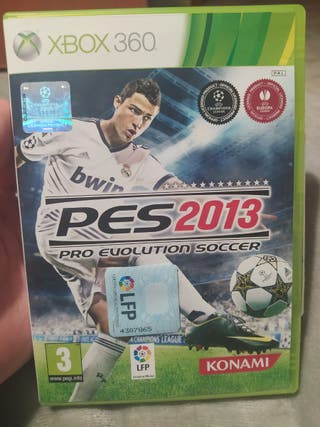 Xbox 360 juego PES 2013