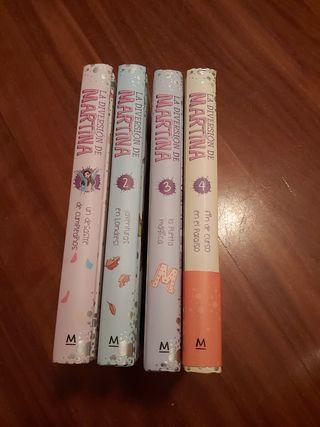 Colección Libros La diversión de Martina