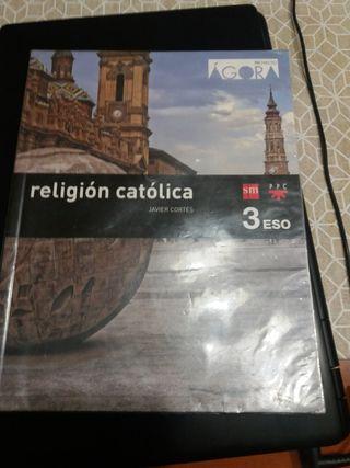 Libro Religión 3°Eso