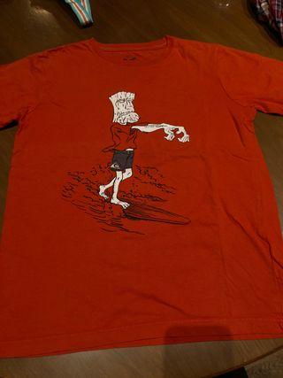 Camiseta niño talla 12 QuikSilver
